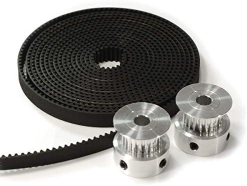 Polea de correa de sincronización para impresora 3D GT2 para CNC ...