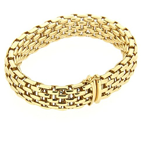 Bracelet Fope Femme 261B or jaune
