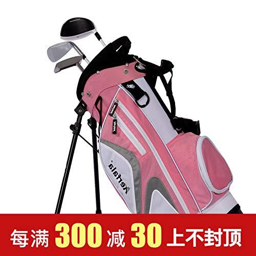 本物の子供のゴルフクラブセットファラファラGOLF女の子ティーン初級カーボンセット B07S2BZVD2