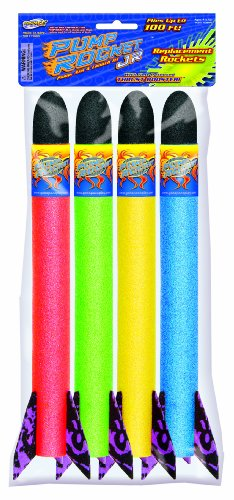 Geospace Replacement Rockets 4 Pack Rocket product image