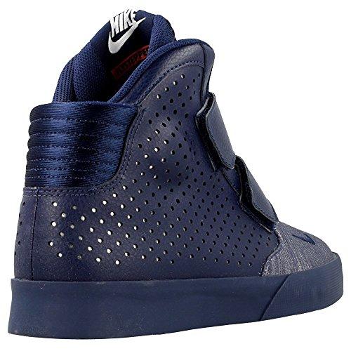 mitternacht 444 2K3 Basketballschuhe marineblau Herren Nike marineblau mitternacht Bunt Flystepper 4Bq6YAzwAa