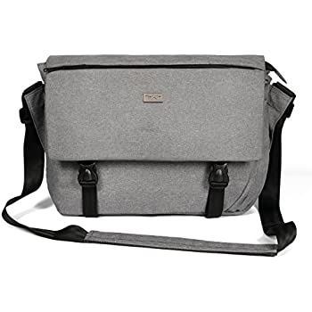 Amazon.com: BlueQ Hoo's Next Messenger Bag: Computers & Accessories