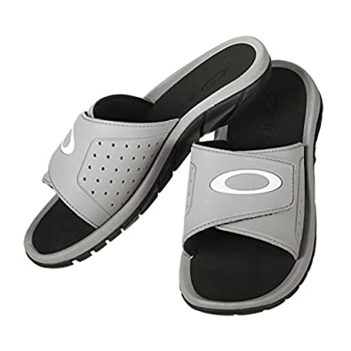 7966334afe15 Oakley Supercoil Slide 2.5 Sandal Blackout  Amazon.de  Schuhe ...