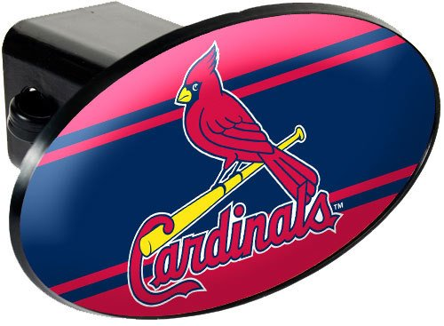 Great American Products St. Louis Cardinals MLB Trailer Hitch - Cover Hitch Trailer Mlb