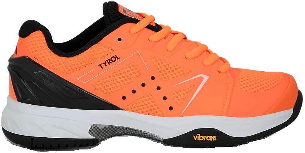 Tyrol Drive V Women's Pickleball Shoe Orange Black