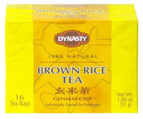 Dynasty Brown Rice Tea Bags (Genmai-Cha)