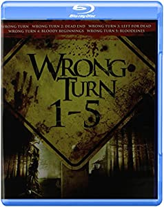 upc 024543988472 product image for Wrong Turn 1-5 Blu-ray | barcodespider.com