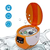 Digital 750ml Ultrasonic Cleaner Transducer Parts Washer CD Watch Jewelry Eyeglasses Injectors Ring Vibration Machine