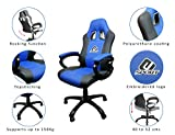 Subsonic - Gaming bucket seat - Gamer chair with ergonomic racing seat - Swivel office and play chair - e-sport accessories edition
