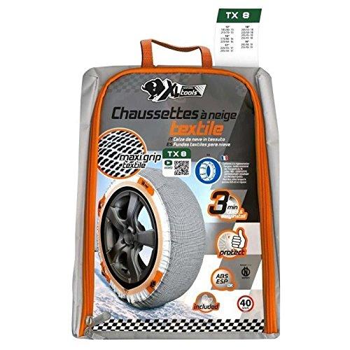 XL Perform Tool 450453 Chaussettes /à Neige Textile