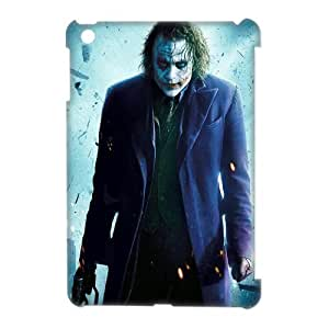 """Unique Design """"Cute The Joker Why So Serious """" Hard Printed Case Protector for Ipad Mini Case Perfect as Christmas gift(3)"""