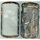 Samsung Camo Realtree Mossy Hunting Snap on Cover Rubberized Touch Faceplates for Samsung Stratosphere I405 Verizon