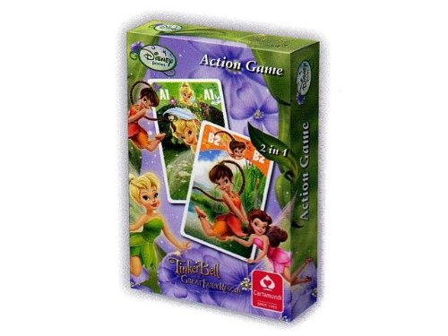 Disney Fairies Action Game 2 in 1