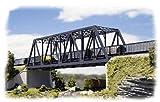#2: Walthers, Inc. Track Truss Bridge Kit, 10 X 2-3/4 25 X 6.8 X 6.8cm