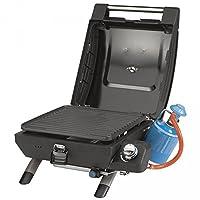 Tischgrill Campingaz 1 Series Compact EX CV 1-flammig klein schwarz Balkon Camping Picknick ✔ Deckel ✔ eckig ✔ tragbar ✔ Grillen mit Gas ✔ für den Tisch