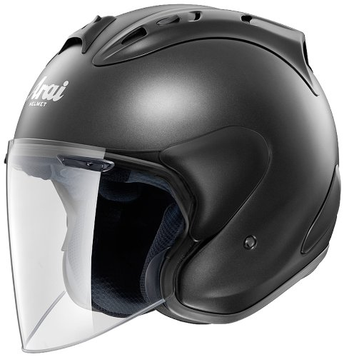 アライ(ARAI) バイクヘルメット ジェット SZ-Ram4 フラットブラックM 57-58cm