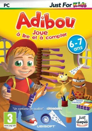 Adibou joue à lire et à compter 6-7 - Actualités des Jeux Videos