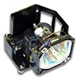 MITSUBISHI 915P043010 TV Replacement Lamp with Housing