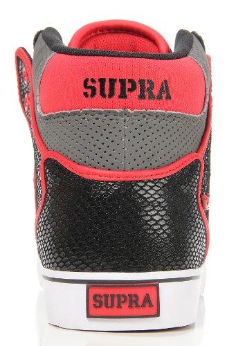 Paga Barato Con Visa Supra Uomo S28188 scarpe sportive Nero Precio Increíble Para La Venta SLTHSCO