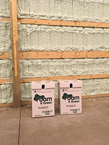 Fire Retardant Spray Foam Insulation Kits Foam It Green