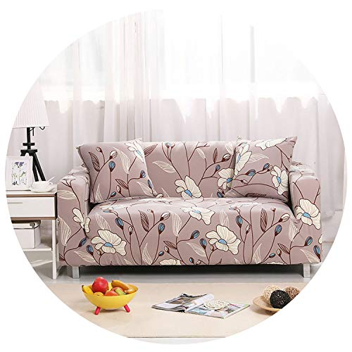 - Pocket shop-Slipcovers Popular Modern Printing Sofa Cover Anti-Dirty Full Tight Wrap Couch Cover All-Inclusive Furniture Covers Home Decoration,Color 11,1Seater 90-140Cm