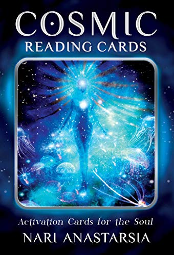 Cosmic Reading Cards: Activation Cards for the Soul (Reading Card Series)