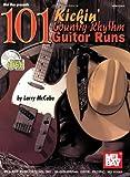 101 Kickin' Country Rhythm Guitar Runs, Larry McCabe, 078664415X