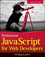 Professional JavaScript for Web Developers, 3rd Edition Front Cover