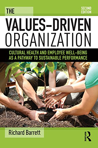 The Values-Driven Organization: Cultural Health and Employee Well-Being as a Pathway to Sustainable Performance (English Edition)
