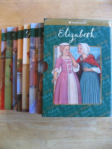 American Girl Felicity and Elizabeth: Special-edition 7-book boxed set