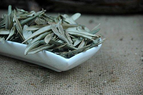 Naturix24 - Olivenblättertee, Olivenblätter ganz - 1 Kg