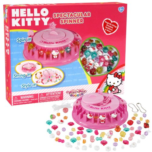 Hello Kitty Whirl 'n Wear Spectacular Spinner