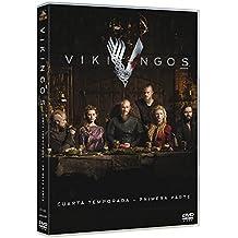 Vikingos - 4 Temporada - 1ª Parte - Vikings