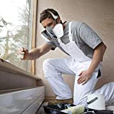 Respirator Mask,Half Facepiece Gas Mask with Safety