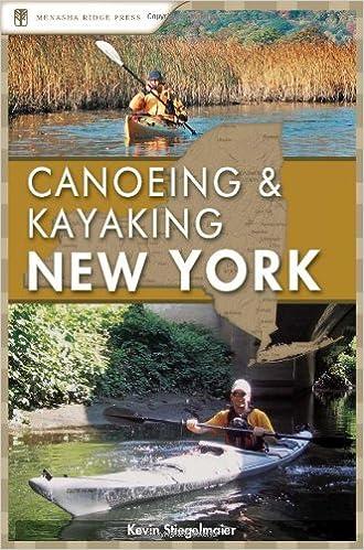 Book Canoeing and Kayaking New York (Canoe and Kayak Series)