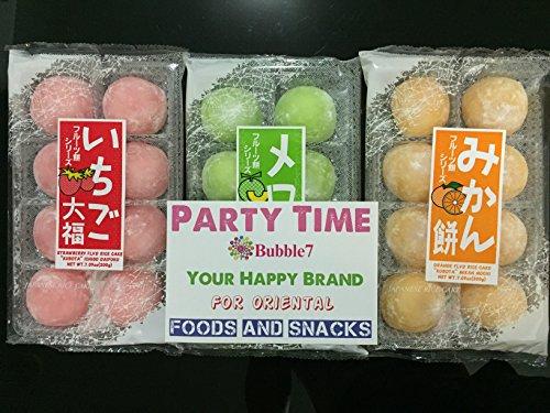 mango mochi ice cream - 6