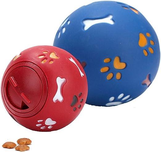 Mascotas interactivo perro juguete IQ Treat bola alimentos ...