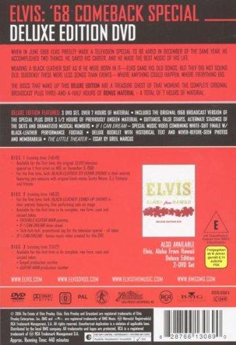 Elvis Presley - '68 Comeback Special [Deluxe Edition] [DVD] [2004]