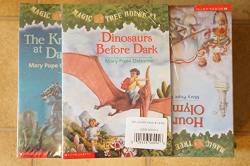 Magic Tree House (#1-#49) Super Set - Mary Pope Osborne (1 49 1)