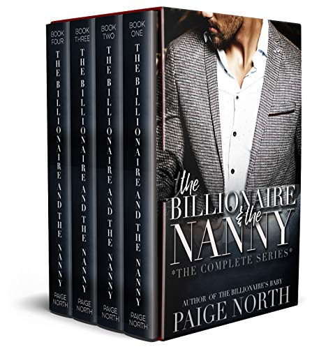 (The Billionaire and the Nanny: The Complete Series Box Set (Books 1-4))