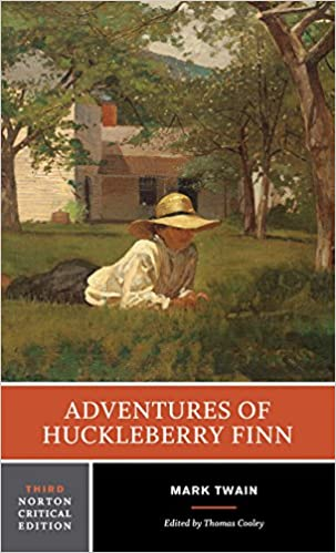 the adventures of huckleberry finn literary criticism