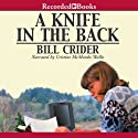 A Knife in the Back Audiobook by Bill Crider Narrated by Cristine McMurdo-Wallis