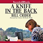 A Knife in the Back | Bill Crider