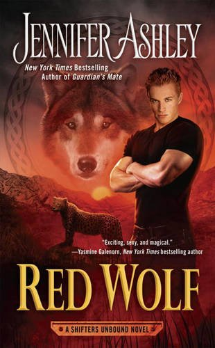book cover of Red Wolf