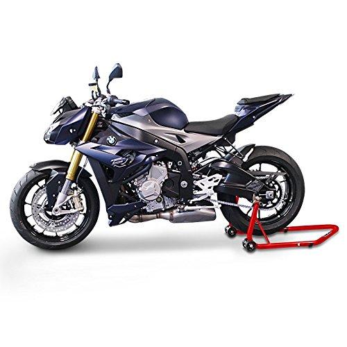 Bequille DAtelier Arri/ère Yamaha MT-125 CL S rouge