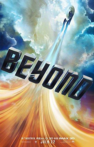 Star Trek Beyond 2016 Original Double-sided Advance Movie Poster