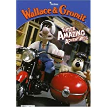 Wallace and Gromit: Three Amazing Adventures (2008)