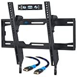 Mounting Dream MD2268-MK Tilt TV Wall Mount Bracket for 26-55 Inches TV with VESA from 75X75mm to 400x400mm, Black