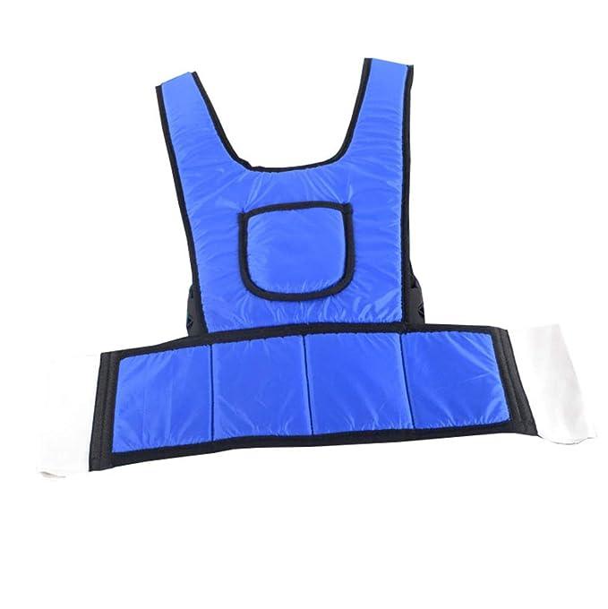 GFYWZ Cinturón de Seguridad para Silla de Ruedas Ajustable ...