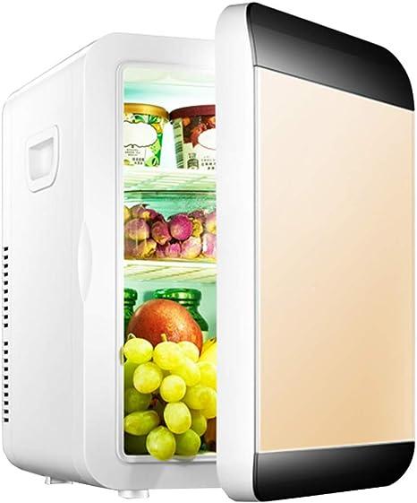 LUCKFY 20 litros Mini Coche refrigerador Nevera portátil ...